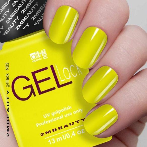 Neon Gel Lakk 003