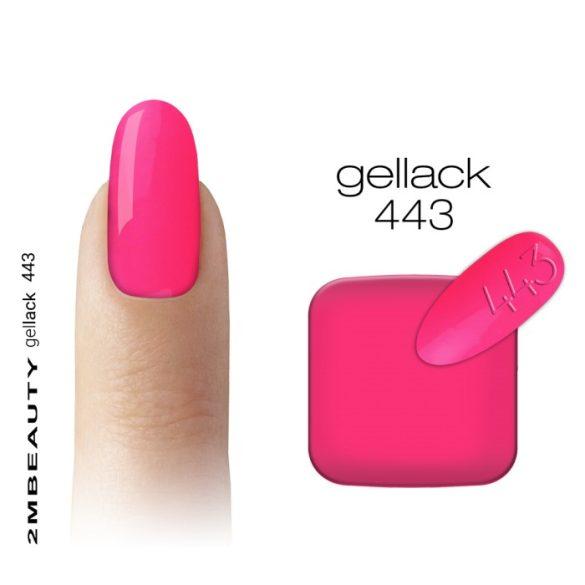 Neon Gel Lakk 443