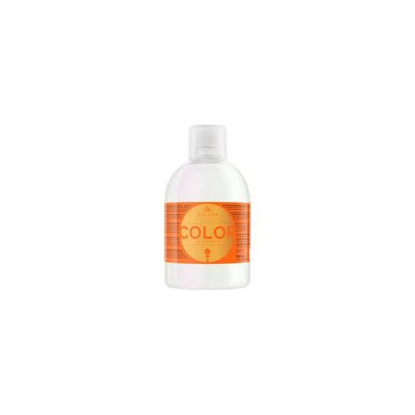 KJMN Color Hajsampon Festett Hajra 1000 ml