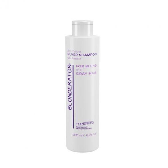 IMPERITY Blonderator Silver Shampoo - Ezüst sampon 200 ml