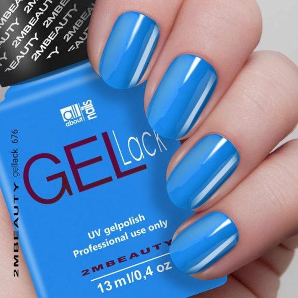 Neon Gel Lakk 676