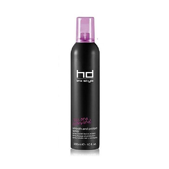 HD LISS & SPARKLING Hővédő hajsimító spray 300ml
