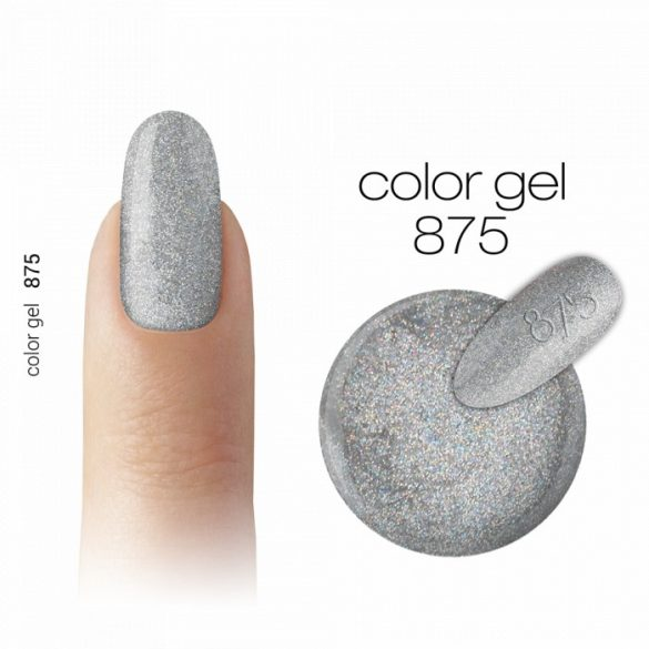 Szines Zselé - Csillámos 875  5g