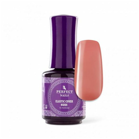 Zselé - Elastic Cover Nude gel 15ml