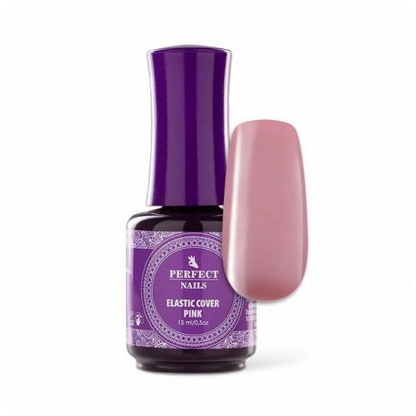 Zselé - Elastic Cover Pink gel 15ml