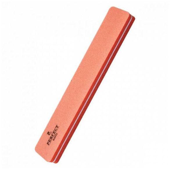 Habos reszelő, széles - Narancs színű #100