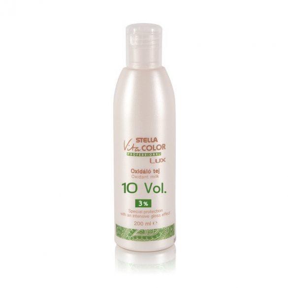 VitaColor LUX Színelőhívó oxidáló tej 200ml