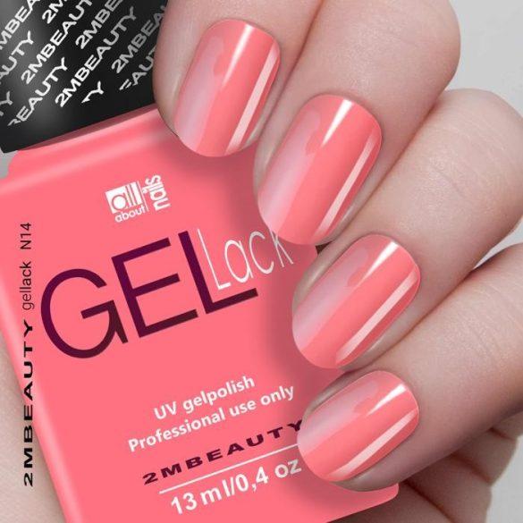 Neon Gel Lakk 014