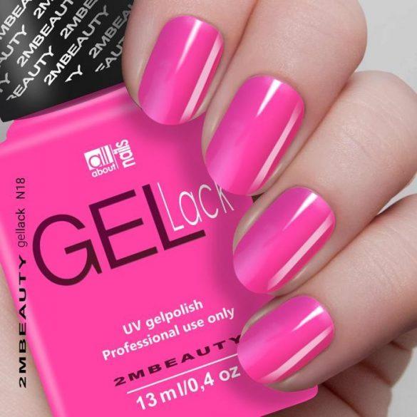 Neon Gel Lakk 018