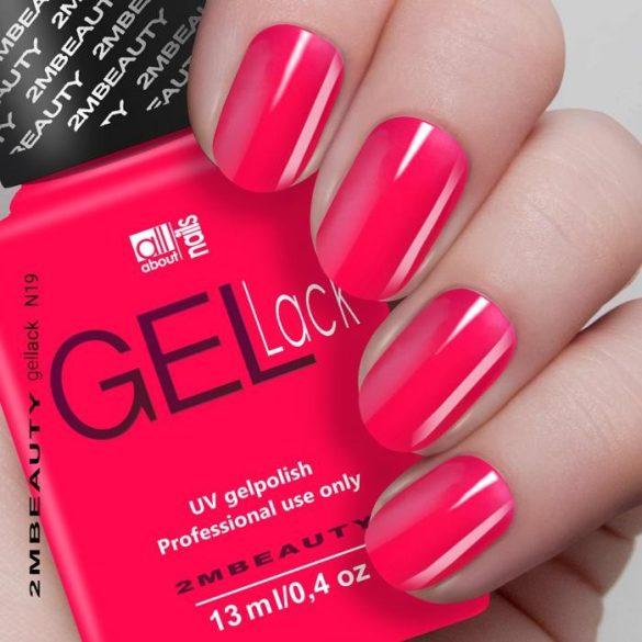 Neon Gel Lakk 019