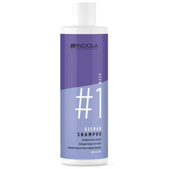 INDOLA Wash Color Silver Hajszínvédő Sampon 300 ml