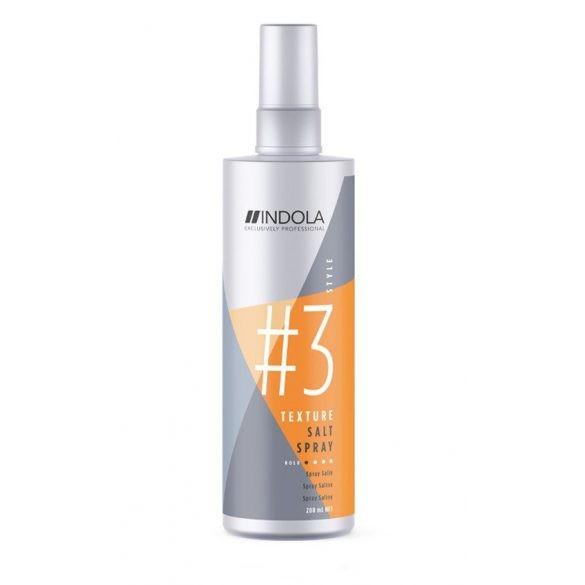 INDOLA Salt Spray Sós Hajformázó Spray 200 ml