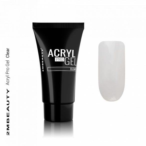 Acryl pro gel clear 30gr