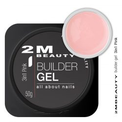 3in1 Pink építőzselé