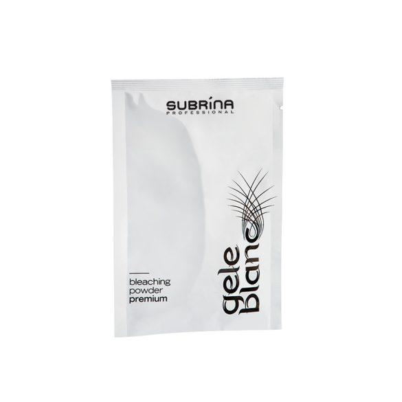 Subrina  szőkítőpor Gele Blanc 50g / 500g