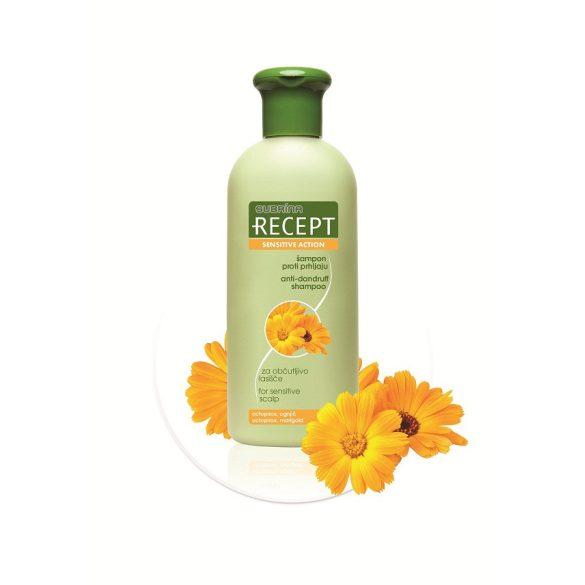 SUBRINA Recept sampon korpásodás ellen, érzékeny fejbőrre 400ml