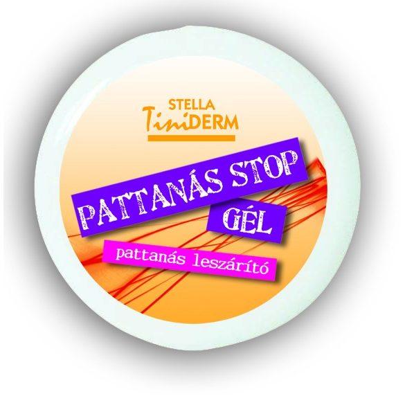 GOLDEN GREEN Tiniderm Pattanás stop gél  100 ml