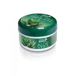 GOLDEN GREEN  Aloe Vera mélyhidratáló rugalmasító arckrém 100 ml