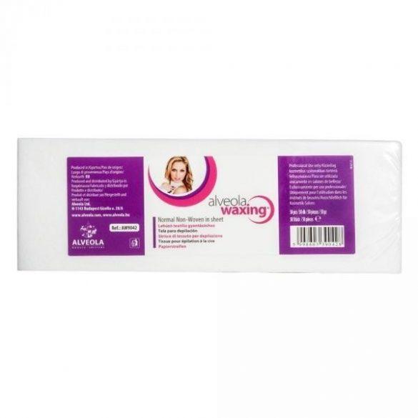 Alveola waxing Lehúzó csík gyantázáshoz 100db