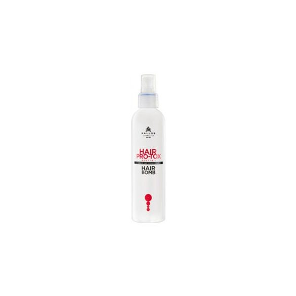 KALLOS HAIR PRO-TOX HAIR BOMB BEST IN 1 FOLYÉKONY HAJBALZSAM 200ml