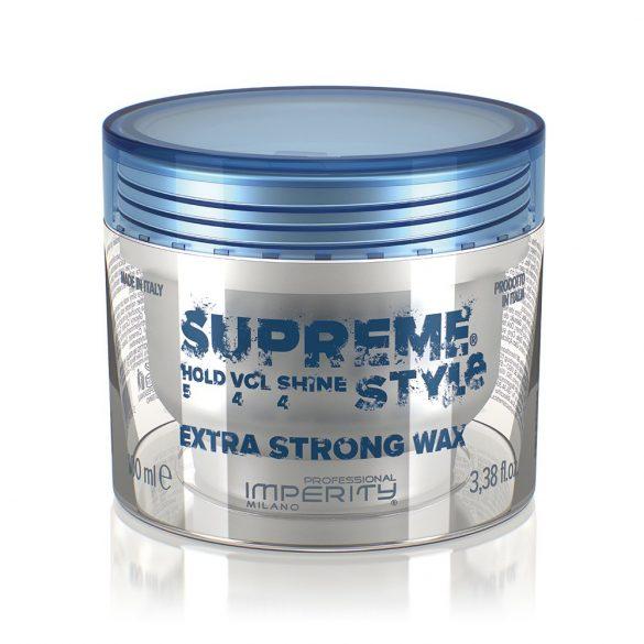 Supreme Style Extra Erős Wax 100ml