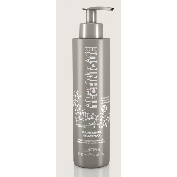 MPERITY After Color Acid Technique Cuticle Sealer Shampoo 200 ml