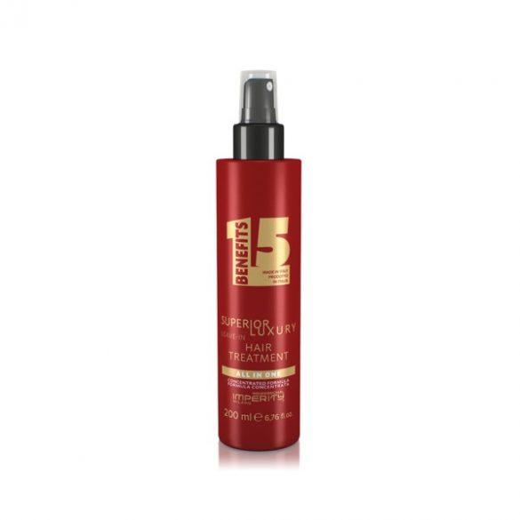 All In One Superior Luxury Hair Treatment-Luxus ultrakönnyű hajban maradó multifunkciós spray maszk 200ml