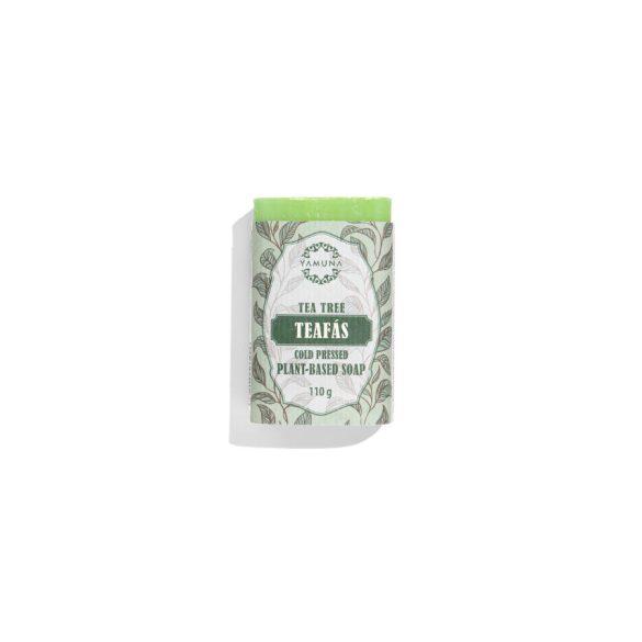 Yamuna Teafás hidegen sajtolt szappan 110g