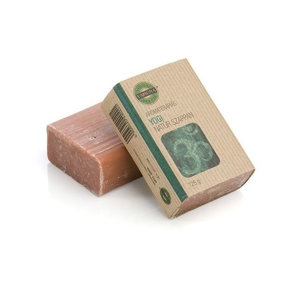 Yamuna hidegen sajtolt yogi szappan 100g