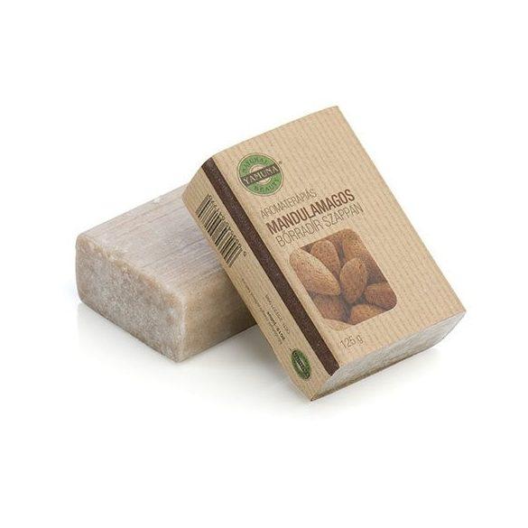 Yamuna hidegen sajtolt mandulamagos szappan 110g
