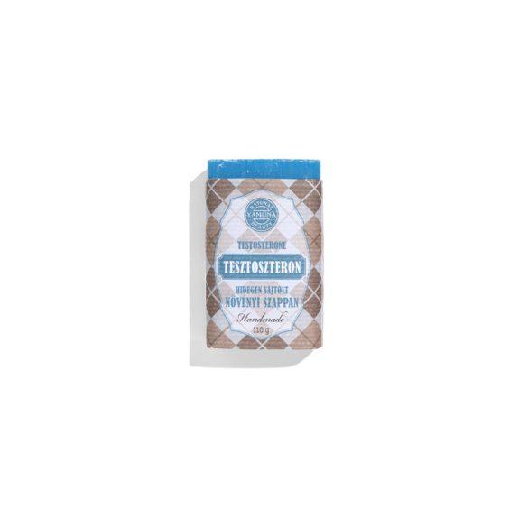 Yamuna Tesztoszteron hidegen sajtolt szappan 110g