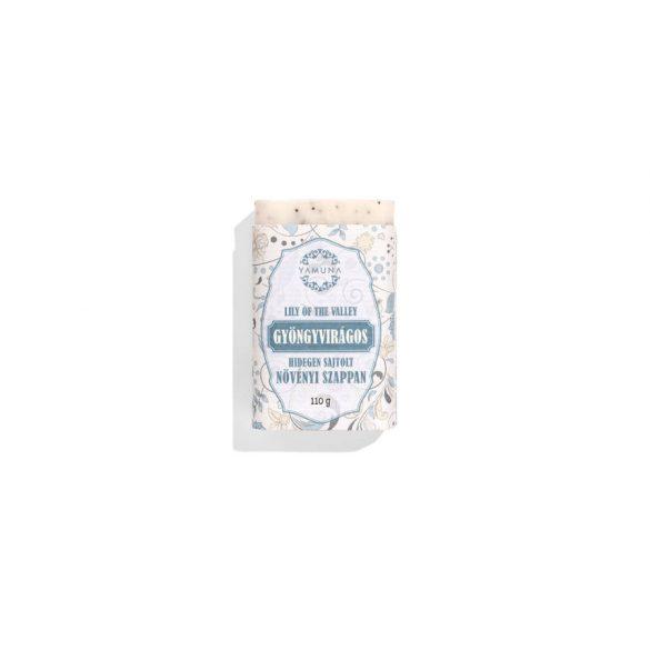 Yamuna Gyöngyvirágos hidegen sajtolt szappan 110g