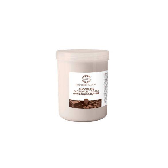 Yamuna Kakaóvajas csokiálom masszázskrém 1000ml