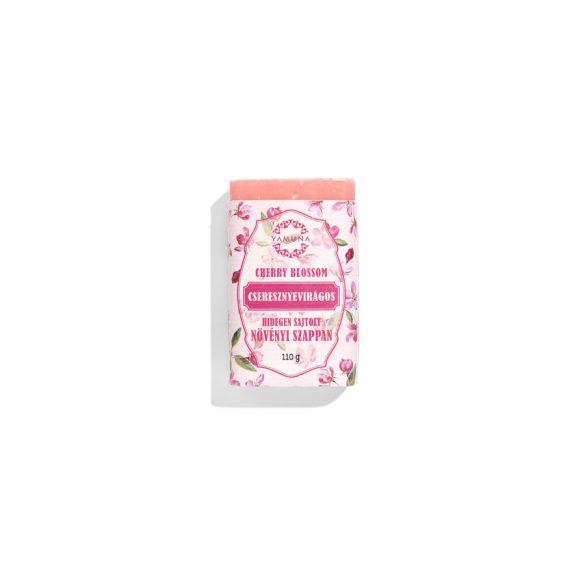 Yamuna Cseresznyevirág hidegen sajtolt szappan 110g