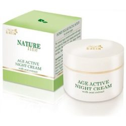 GOLDEN GREEN  NATURE AGE ACTIVE ÉJSZAKAI KRÉM 50ml