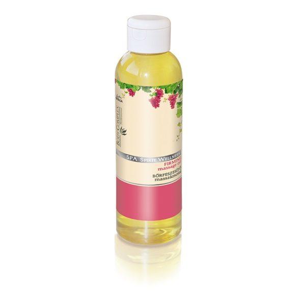 Golden Green SPA SPIRIT wellness bőrfeszesítő masszázsolaj 250 ml