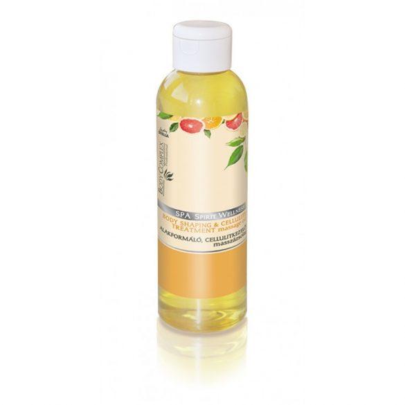 Golden Green Spa Spirit Wellness alakformáló masszázsolaj 250ml