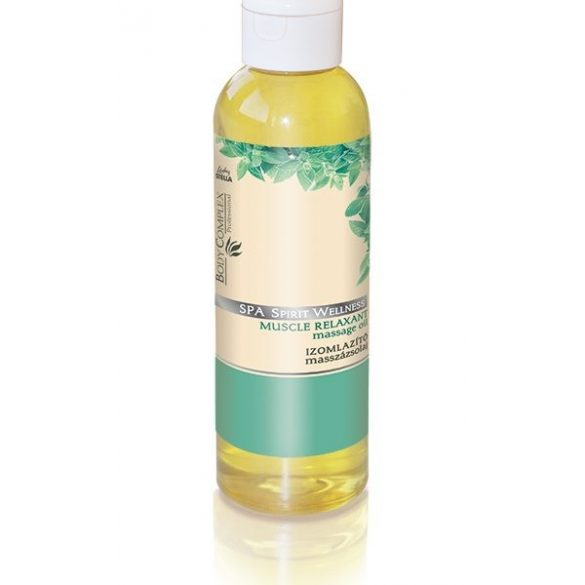 Golden Green SPA SPIRIT wellness izomlazító masszázsolaj 250 ml