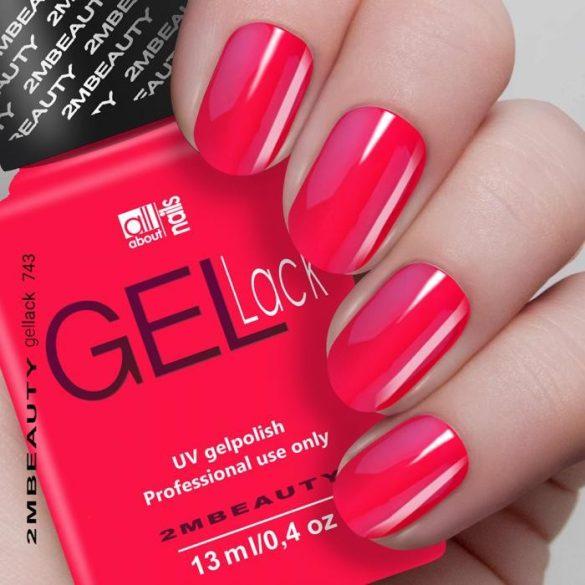 Neon Gel Lakk 743