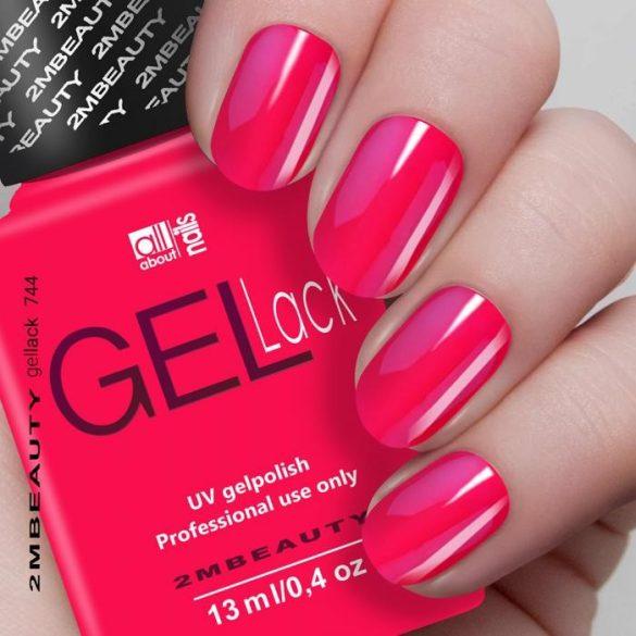 Neon Gel Lakk 744