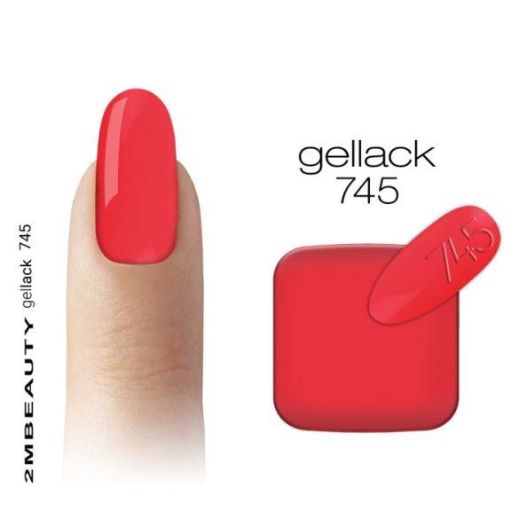 Neon Gel Lakk 745
