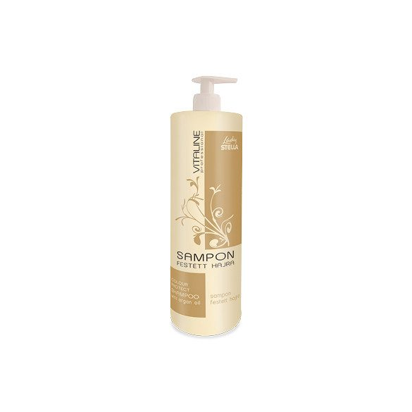 VITALINE PROFESSIONAL SAMPON COLOR PUMPÁS ARANY 1000ML