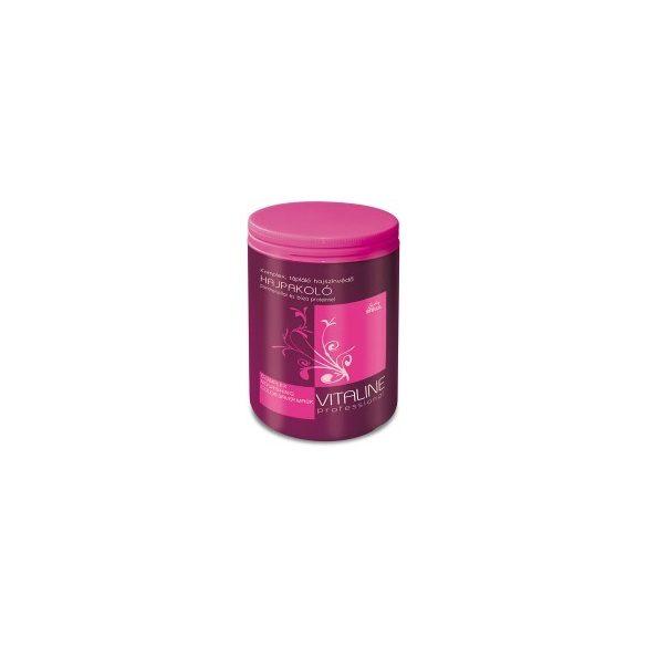 VITALINE Professional PINK Color komplex tápláló hajszínvédő hajpakoló 1000ml