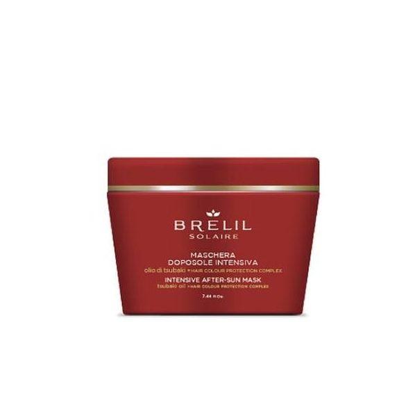 Brelil Biotreatment Solaire Intensive After-Sun Mask - Napozás utáni hajpakolás 220 ml