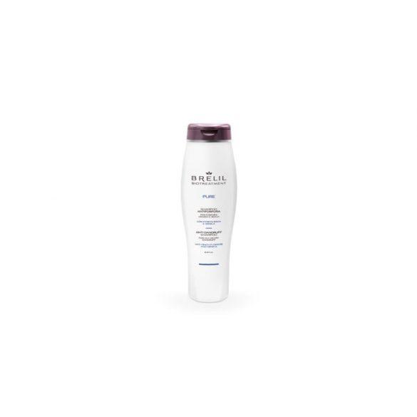 Brelil Biotreatment Pure Antidandruff Shampoo 250 ml - Korpásodás elleni Sampon