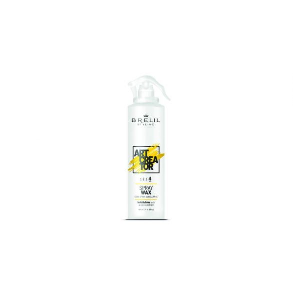 Brelil Art Creator Spray Wax 150 ml - modellező spray wax