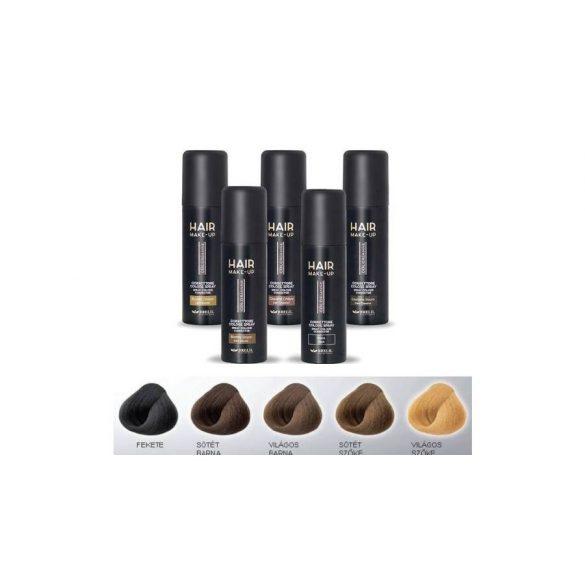 Brelil Hair Make Up 75 ml - Színkorrekciós Spray 7 színben