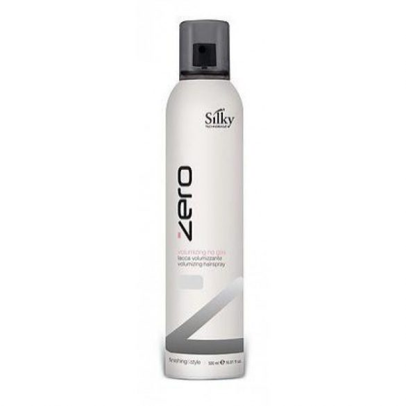 Silky Zero Volumizing No Gas Volumen Dúsító Hajlakk 300ml