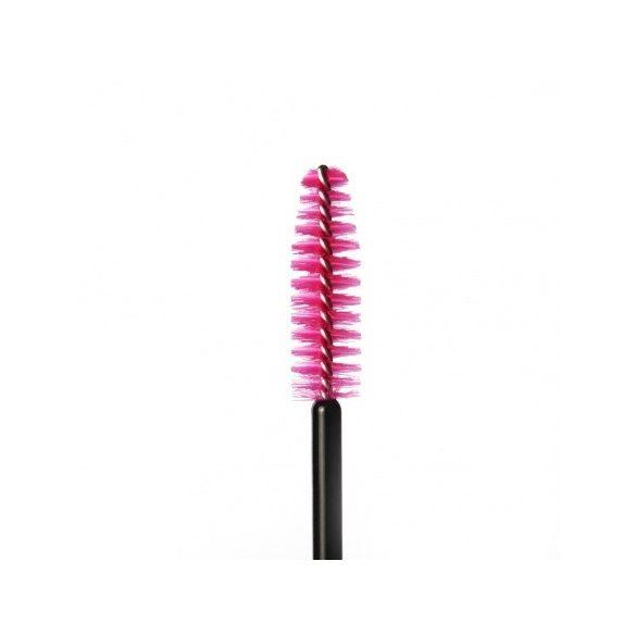 Long Lashes eldobható szempilla kefe pink 10/db / fekete 25/db