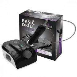 Basic Drill Mikromotoros Félprofi Műköröm Csiszológép